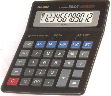 Kalkulator Casio Dm 1600s Calculator casio dm 1200 ordinateurs de poche calculatrices casio pb fx cfx pockets casio dm 1200