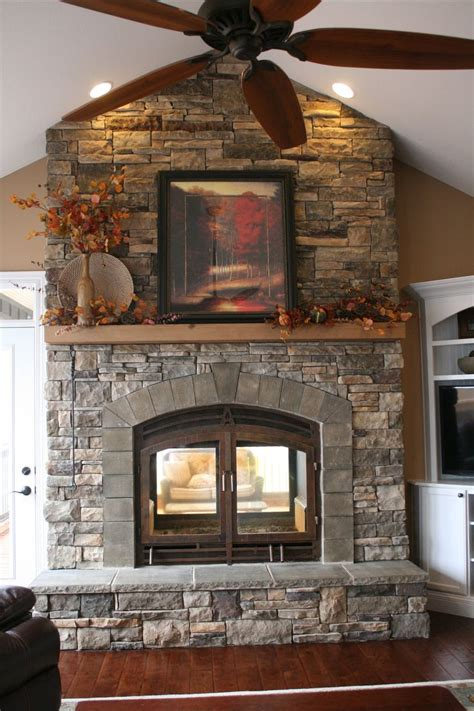 stone fireplace ideas 134 best images about indoor fireplace ideas on pinterest