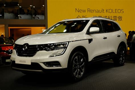 renault suv 2017 renault koleos full uk prices and specs revealed auto