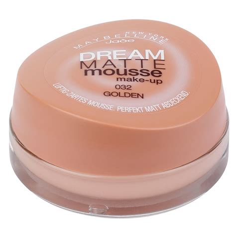mousse make up maybelline matte mousse foundation 18ml choose