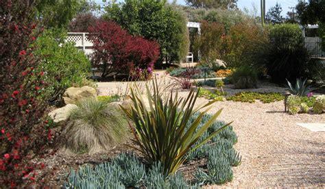 Drought Tolerant Mediterranean Beach Style Landscape Drought Tolerant Garden Design