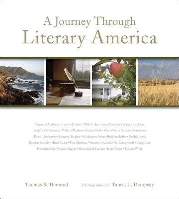 journey thru america the way home books a journey through literary america hardcover book passage