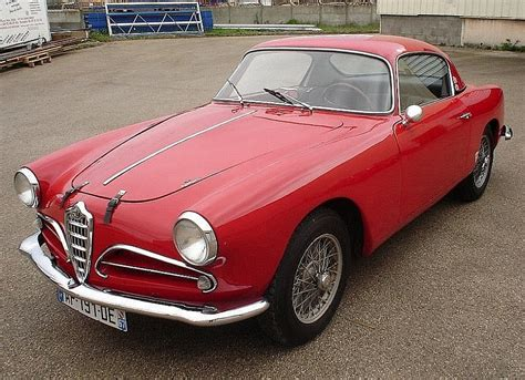 Alfa Romeo Superleggera by Avis Alfa Romeo 1900 C Sprint Touring Superleggera Coup 233