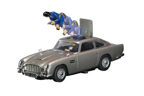 aston martin ejector seat bond db5 50th anniversary scalextric car with