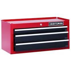 crafstman tool box craftsman 3 drawer 26 quot tool storage steel heavy duty