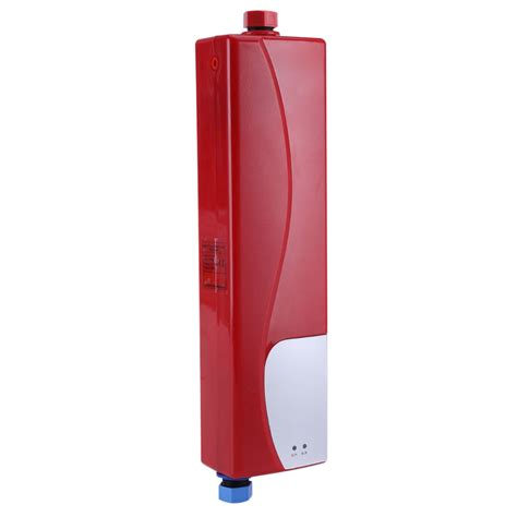 Water Heater Untuk Hotel 220v 3000w electric tankless heater bathroom hotel instant