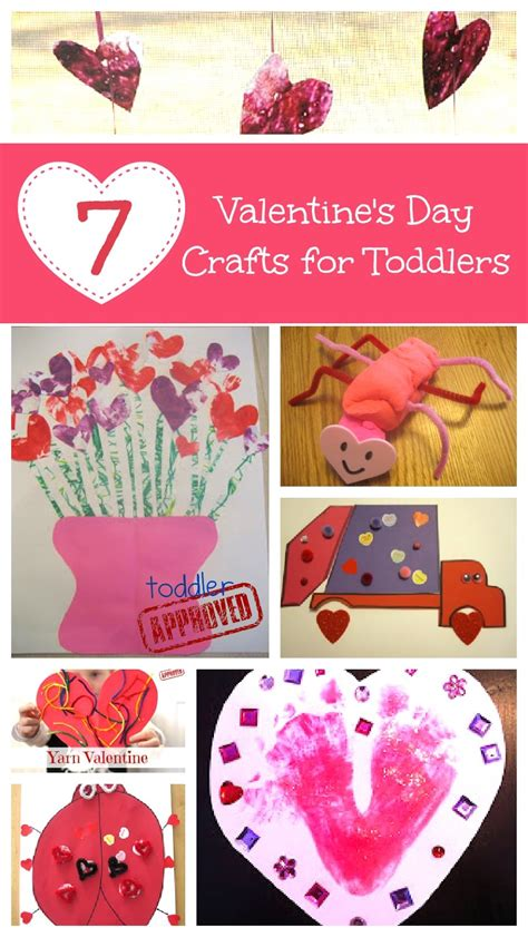 valentines crafts toddler approved 7 s day crafts for toddlers