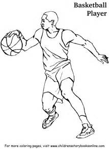 nba basketball coloring pages coloring home