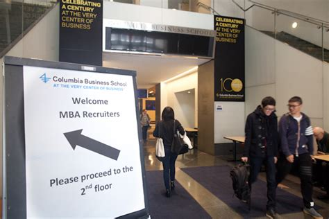 Mba Recruiting by B Schools Report Tech Consulting Boom