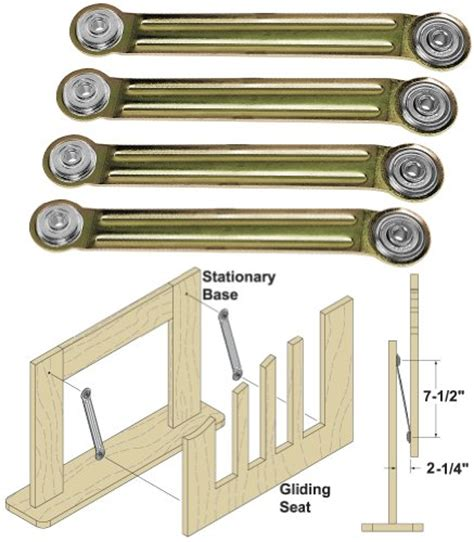 Furniture Assembly Hardware by Woodtek 162491 10 Packages Of 4 Hardware Furniture