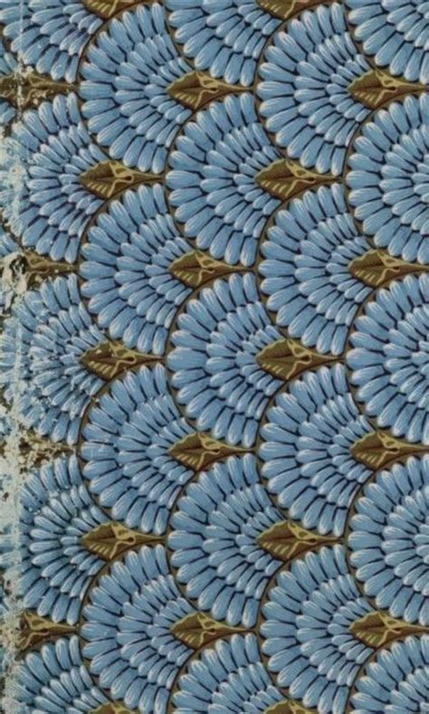 fabric pattern library wallpaper 1800 national library of france public domain