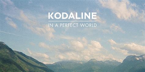 cover picture kodaline in a world album review