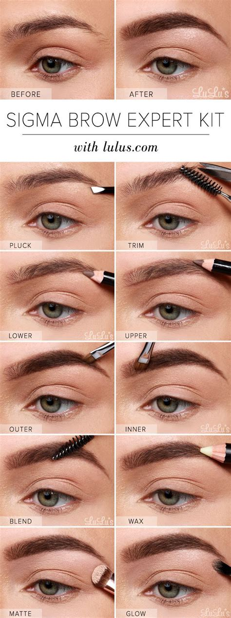 tattoo eyebrows tutorial 17 best images about eyebrows on pinterest semi