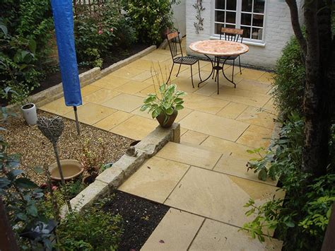 Patio Drainage Ideas by Patio Drainage Flowerbeds In Hyde Winchester