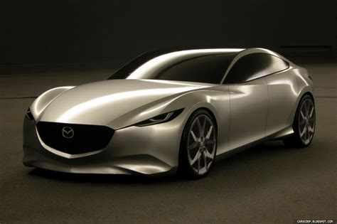 amazing cars mazda shinari sports sedan concept 44 high