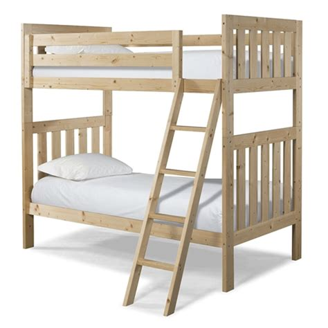 children bunk bed wooden 2 floor ladder ark creativeworks home decor bunk beds 2