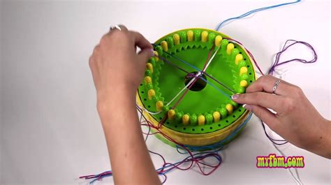 How To Make A Kumihimo Friendship Bracelet with a Confetti Pattern   YouTube