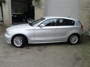 Bmw 135i Specs Bmw 1 Series 116i 2006 Auto Images And Specification