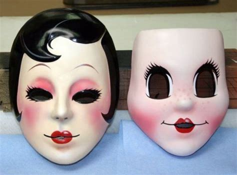 china doll mask quot the strangers quot doll masks doll the o jays
