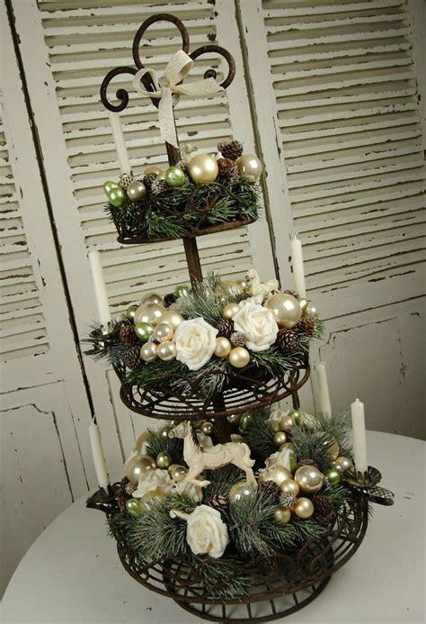 Etagere Weihnachten 220 ber 1 000 ideen zu etagere dekorieren auf