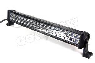 bar with led lights 24 quot 120w led light bar road work 10000lm atv utv jeep
