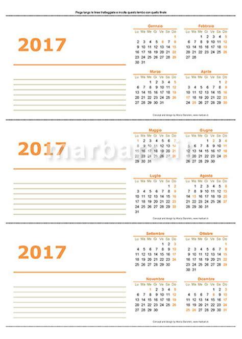 calendario scrivania 5 calendari 2017 da tavolo o scrivania per la casa e l ufficio