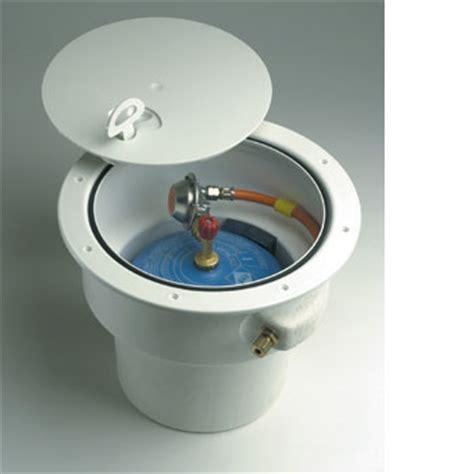 Water Heater For Outdoor Shower - marine lp gas system 13kg 15kg sealed marine locker