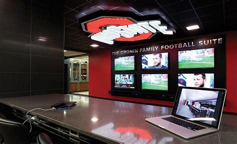 ohio state room decor ohio state locker room gets quartz design 2015 07 06 world