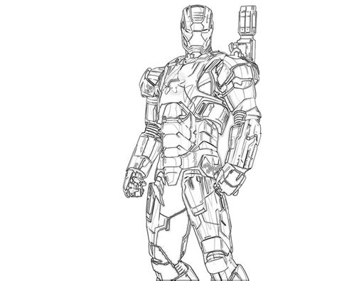 iron man patriot coloring pages free iron patriot coloring pages