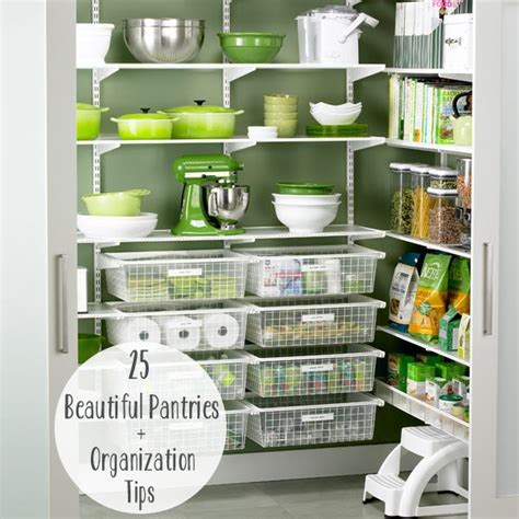 kitchen organize ideas 25 beautifully organized and inspiring pantries