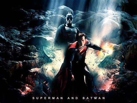 wallpaper batman and superman superman and batman wallpapers wallpaper cave