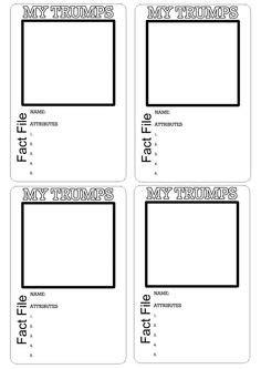periodic table top trumps printable rachel blank educational top trumps template templates