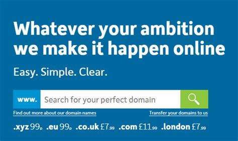 123 Find Uk How Do I Purchase A Domain Name With 123 Reg 123 Reg Support