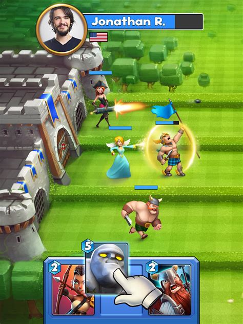 castle crush clash in a free strategy card