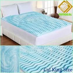 how to make a mattress firmer cal king mattress topper memory foam pad comfort