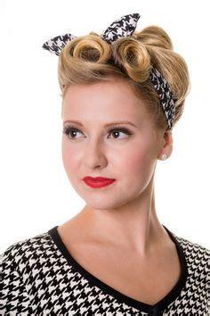 Rock Roll Short Ladies Hairstyles Accesories 50s | rock n roll 50s hairstyles google search hair