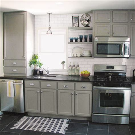 slate grey kitchen cabinets classic kitchen redo 7 small budget big impact upgrades from readers like you this house