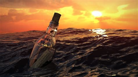 message in a bottle message in a bottle quotes quotesgram