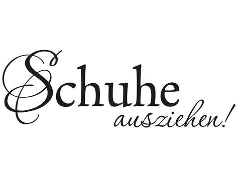 Schuhe Ausziehen by Wandtatto Schuhe Ausziehen Klebeheld 174 De