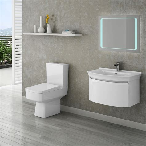 Malaga Contemporary Bathroom Suite Now At Victorian Modern Bathroom Suite