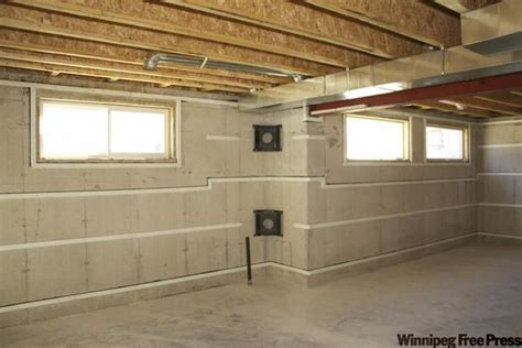 say goodbye to basement mould winnipeg free press homes