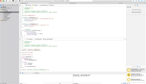 xcode 6 autolayouts stack overflow xcode6 xcode 6 side by side editor view stack overflow