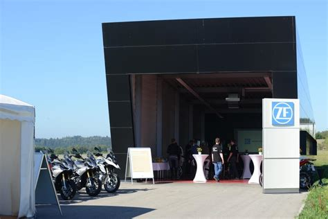 Sachs Motorrad Test by Semiaktives Fahrwerk Motorrad News