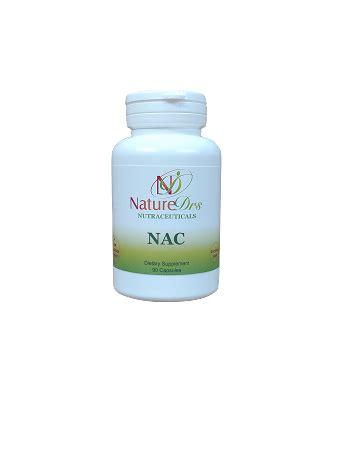 Nac Detox Dosage by Nac