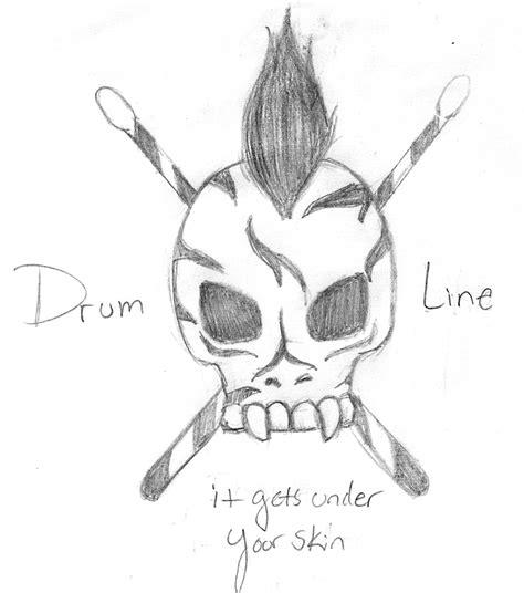 Drumline Shirt Rough Sketch by smexy-ninja on deviantART