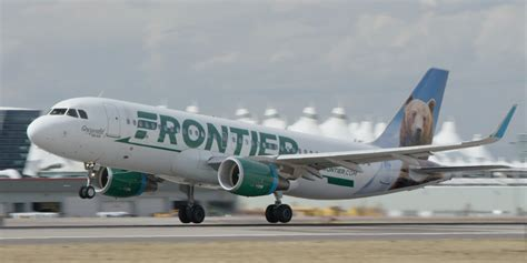 frontier airlines selling trip tickets for 58 business insider