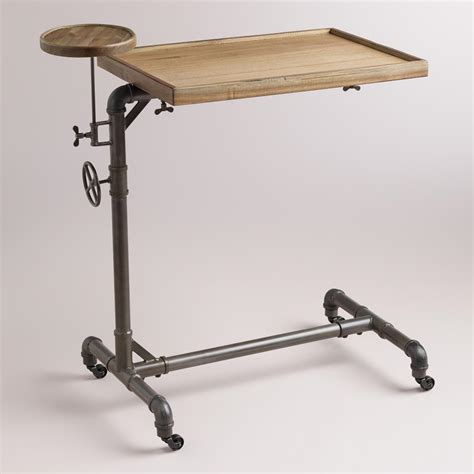 Laptop Table by Adjustable Laptop Table World Market