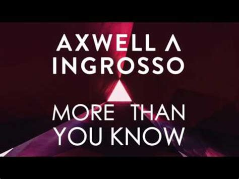 download lagu more than you know axwell ingrosso more than you know ep album hp p4515
