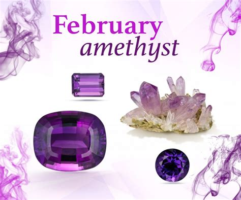 birthstone color for february what s your birthstone see its meaning and history