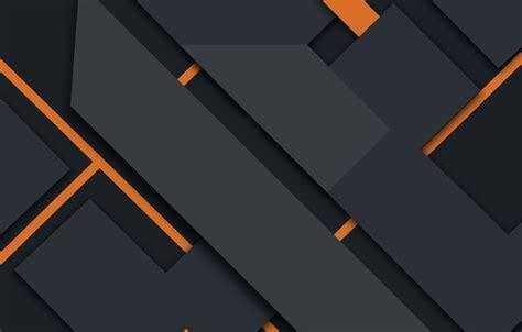 orange black design обои material линии design абстракция геометрия